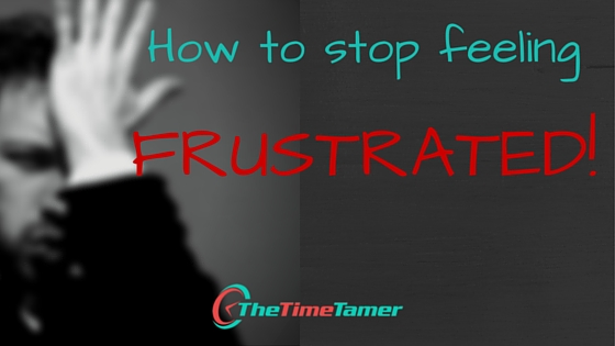 How To Stop Feeling Frustrated