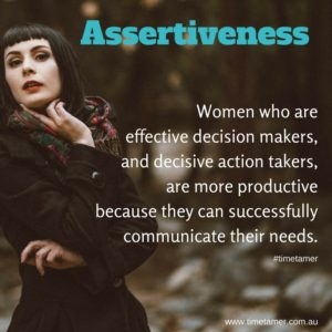 Assertive Women Communicate