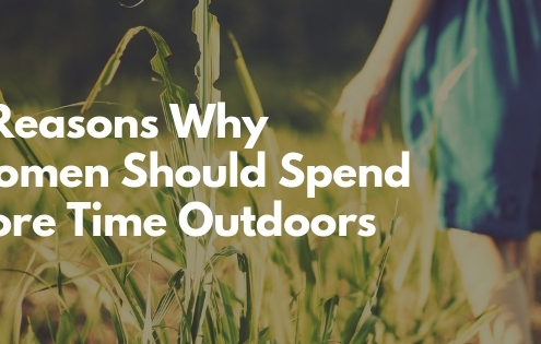7 reasons why busy women should spend time outdoors